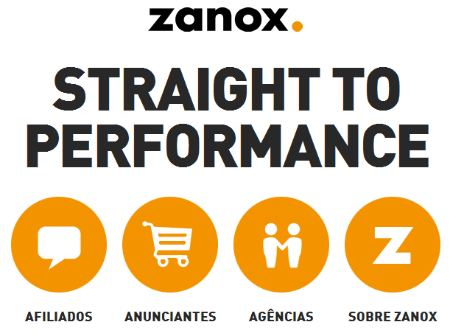 Monetize seu site ou blog utilizando a Zanox