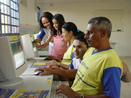 inclusão digital classe c