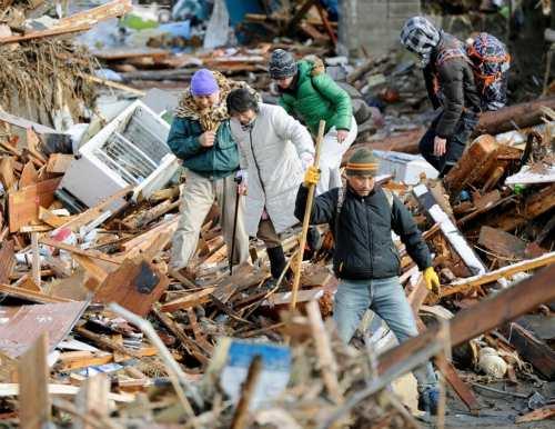 Japão tragédia doação