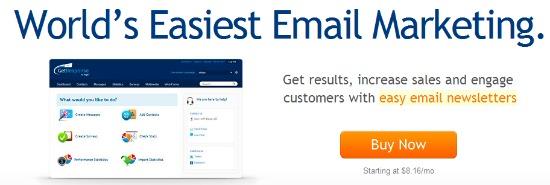 Economize em email marketing