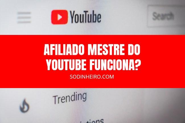 Curso Afiliado Mestre do YouTube