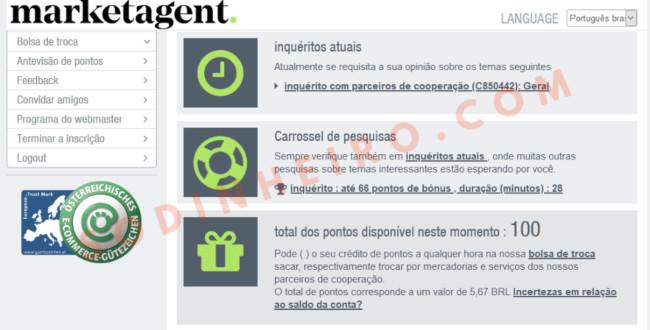 marketagent conta